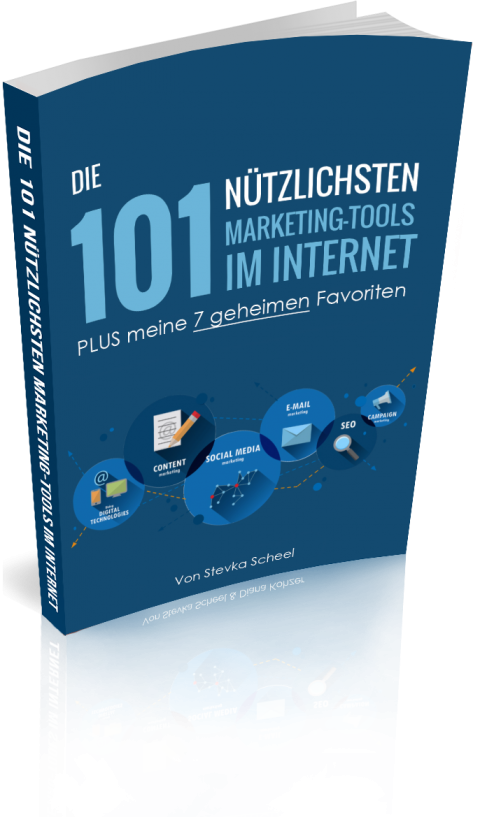Nützliche Marketing Tools im Internet - Stevka Scheel